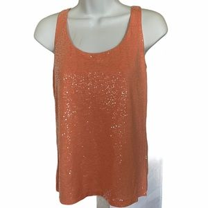 New with Tags Talbots Sparkle Tank Top - Small